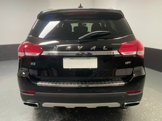 2020 Haval H2 MY20 Lux 2WD Black 6 Speed Sports Automatic Wagon