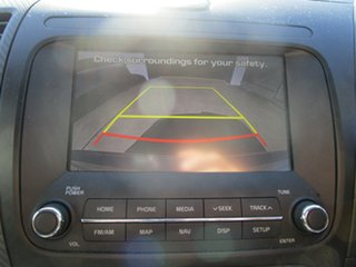 2016 Kia Cerato YD MY16 SI Grey 6 Speed Sports Automatic Hatchback