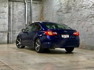 2017 Subaru Liberty B6 MY17 2.5i CVT AWD Premium Blue 6 Speed Constant Variable Sedan