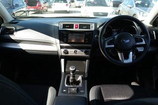2016 Subaru Outback B6A MY16 2.0D AWD White 6 Speed Manual Wagon