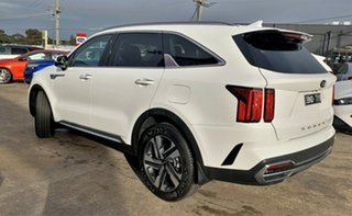 2021 Kia Sorento MQ4 MY21 Sport+ Clear White 8 Speed Sports Automatic Wagon