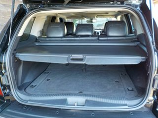2010 Jeep Grand Cherokee WH MY2010 Overland Black 5 Speed Automatic Wagon