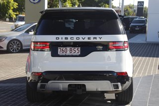 2017 Land Rover Discovery Series 5 L462 MY17 HSE Luxury White 8 Speed Sports Automatic Wagon