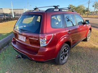 2011 Subaru Impreza G3 MY11 R AWD Red 4 Speed Sports Automatic Hatchback
