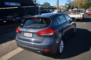 2015 Kia Cerato YD MY15 SI Grey 6 Speed Automatic Hatchback.