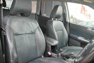2011 Subaru Forester MY11 XS Premium Red 4 Speed Auto Elec Sportshift Wagon