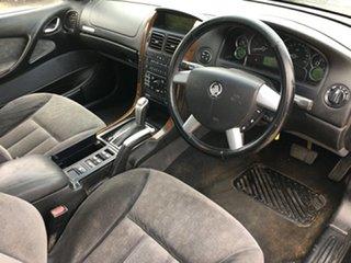 2004 Holden Statesman WK 4 Speed Automatic Sedan