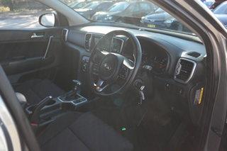 2016 Kia Sportage QL MY16 Si AWD Silver 6 Speed Sports Automatic Wagon
