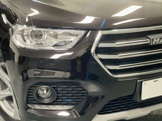 2020 Haval H2 MY20 Lux 2WD Black 6 Speed Sports Automatic Wagon.