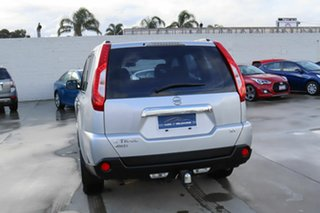 2012 Nissan X-Trail T31 Series IV ST Silver 6 Speed Manual Wagon