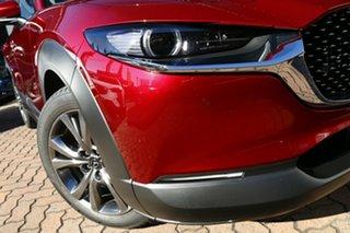 2021 Mazda CX-30 DM2W7A G20 SKYACTIV-Drive Astina Soul Red Crystal 6 Speed Sports Automatic Wagon.