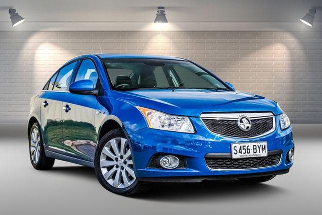 Used Holden Cruze JH Series II MY14 CDX Gepps Cross, 2013 Holden Cruze JH Series II MY14 CDX Blue 6 Speed Sports Automatic Sedan