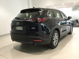 2016 Mazda CX-9 TC Touring SKYACTIV-Drive Jet Black 6 Speed Sports Automatic Wagon.