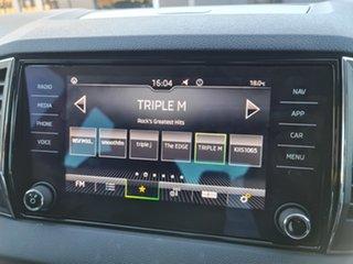 2020 Skoda Karoq NU MY21 110TSI FWD Black Pearl 8 Speed Automatic Wagon