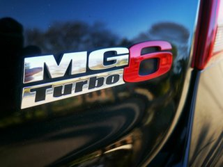 2016 MG MG6 Plus Essence Black 6 Speed Auto Dual Clutch Fastback.
