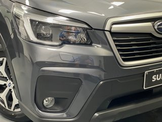 2020 Subaru Forester S5 MY20 2.5i CVT AWD Grey 7 Speed Constant Variable Wagon.
