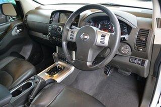 2012 Nissan Pathfinder R51 MY10 Ti 550 Silver 7 Speed Sports Automatic Wagon.