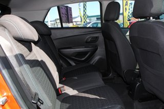 2014 Holden Trax TJ MY14 LS Orange 5 Speed Manual Wagon