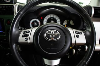 2013 Toyota FJ Cruiser GSJ15R MY14 Jungle 5 Speed Automatic Wagon