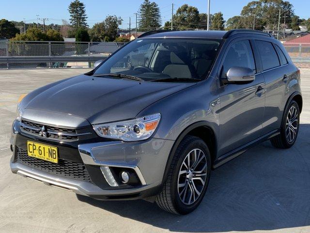Used Mitsubishi ASX XC MY18 LS 2WD Cardiff, 2018 Mitsubishi ASX XC MY18 LS 2WD Grey 1 Speed Constant Variable Wagon