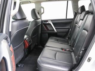 2017 Toyota Landcruiser Prado GDJ150R MY16 Kakadu (4x4) Silver 6 Speed Automatic Wagon