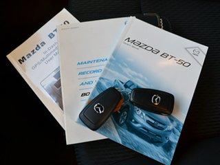 2016 Mazda BT-50 UR0YG1 XTR 4x2 Hi-Rider Brown 6 Speed Sports Automatic Utility
