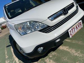 2008 Honda CR-V RE MY2007 Sport 4WD 5 Speed Automatic Wagon.