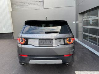 2017 Land Rover Discovery Sport L550 17MY HSE Grey 9 Speed Sports Automatic Wagon
