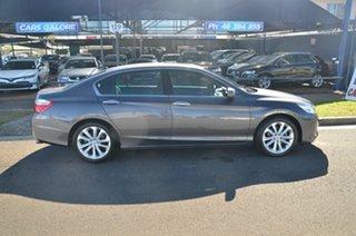 2015 Honda Accord 60 VTi-L Grey 5 Speed Automatic Sedan
