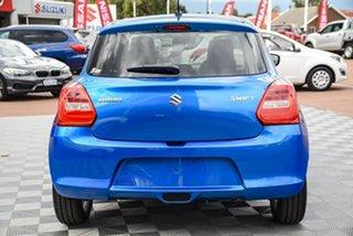 2021 Suzuki Swift AZ Series II GL Navigator Speedy Blue 1 Speed Constant Variable Hatchback.