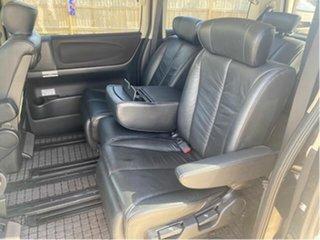 2008 Nissan Elgrand E51 Black 5 Speed Automatic Wagon