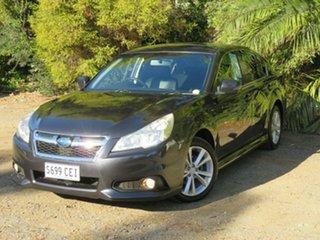 2013 Subaru Liberty B5 MY13 2.5i Lineartronic AWD Grey 6 Speed Constant Variable Sedan.