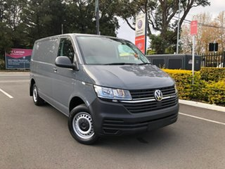 2021 Volkswagen Transporter T6.1 MY21 TDI340 SWB Grey 6 Speed Manual Van.