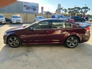2012 Holden Commodore VE II MY12.5 SV6 Z Series Purple 6 Speed Sports Automatic Sedan
