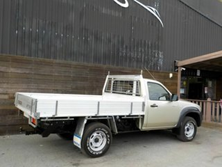 2009 Mazda BT-50 UNY0E4 DX Gold 5 Speed Manual Cab Chassis