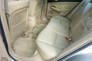 2007 Honda Accord 7th Gen MY07 V6 Luxury Gold 5 Speed Automatic Sedan