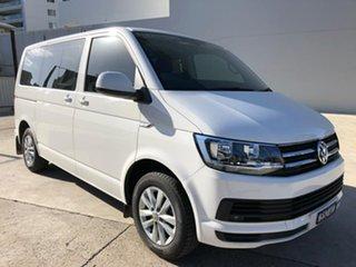 2017 Volkswagen Multivan TDI340 - Comfortline White Sports Automatic Dual Clutch Wagon.