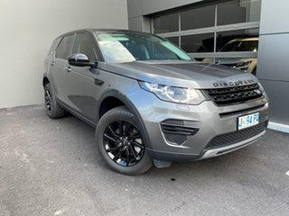 2017 Land Rover Discovery Sport L550 17MY TD4 150 SE Grey 9 Speed Sports Automatic Wagon.