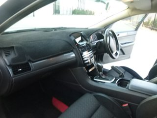 2010 Ford Falcon FG XR6 50th Anniversary Black Sports Automatic Utility