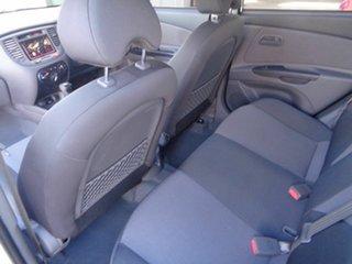 2011 Kia Rio JB MY11 Sports Special Edition White 4 Speed Automatic Hatchback