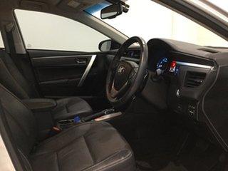 2014 Toyota Corolla ZRE172R ZR S-CVT Titanium 7 Speed Constant Variable Sedan