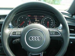 2012 Audi A7 4G Sportback 3.0 TDI Quattro Grey 7 Speed Automatic Hatchback