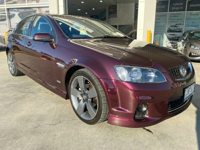 Used Holden Commodore VE II MY12.5 SV6 Z Series Melton, 2012 Holden Commodore VE II MY12.5 SV6 Z Series Purple 6 Speed Sports Automatic Sedan