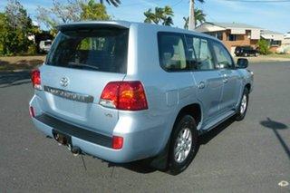 2012 Toyota Landcruiser VDJ200R MY12 GXL Blue 6 Speed Sports Automatic Wagon.