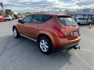 2008 Nissan Murano Z50 ST Continuous Variable Wagon.