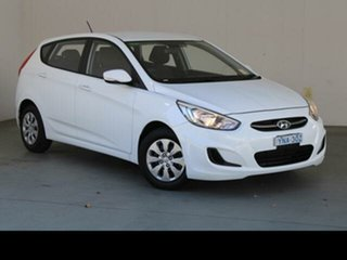 2015 Hyundai Accent RB3 MY15 SR 6 Speed Automatic Hatchback.