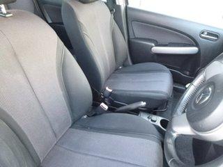 2010 Mazda 2 DE Series 1 Genki Black Manual Hatchback