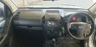 2017 Isuzu D-MAX MY17 SX Crew Cab Splash White 6 Speed Manual Cab Chassis
