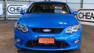 2010 Ford Falcon FG XR6 Turbo 50th Anniversary Blue 6 Speed Sports Automatic Sedan