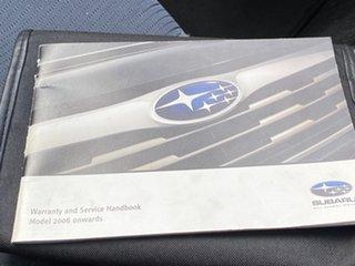 2009 Subaru Impreza G3 MY09 RX AWD Silver 5 Speed Manual Sedan